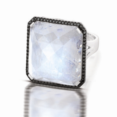 Dove Jewelry's moonstone ring