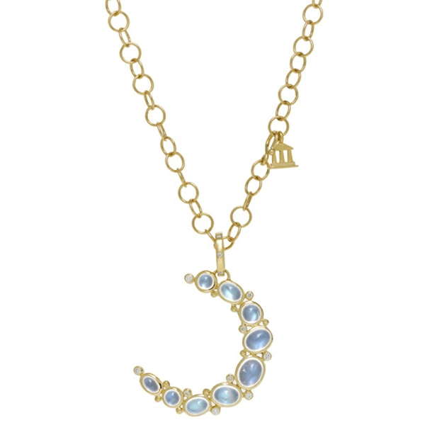 Temple St. Clair lunar necklace