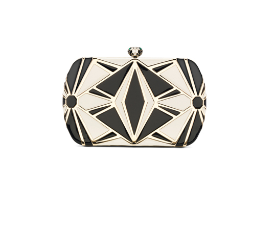 Bulgari Serpenti enamel bag