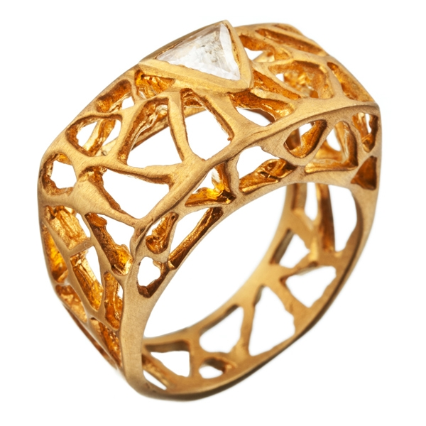 Natalie Frigo Triangle ring