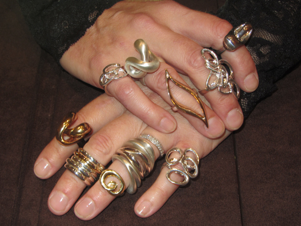 Somers jewelry rings