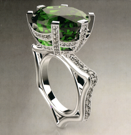 Ring by Richelle Wilson