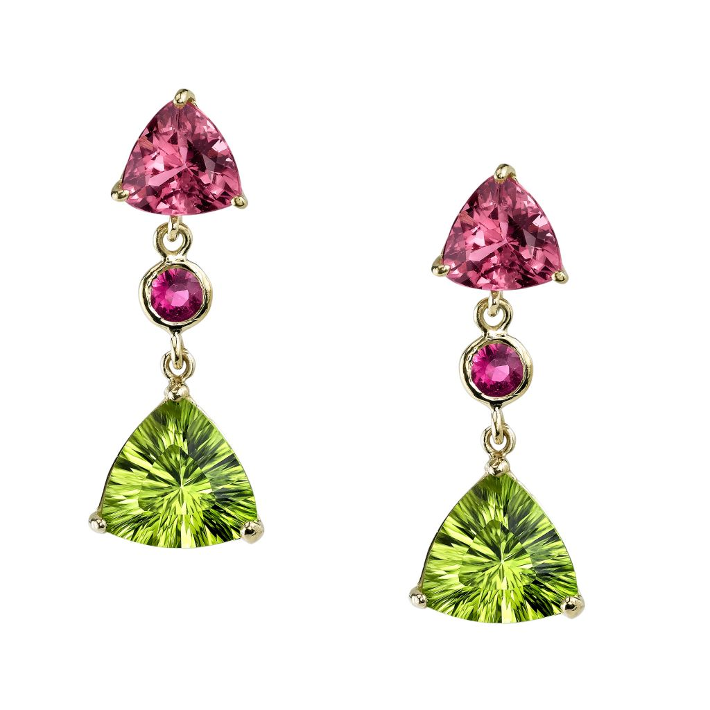 Denise James earrings