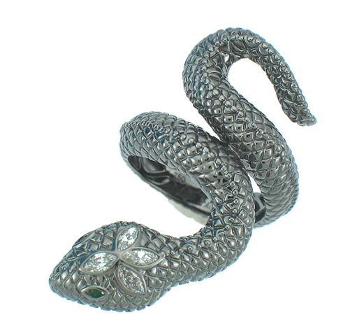 Supreme Jewelry snake ring