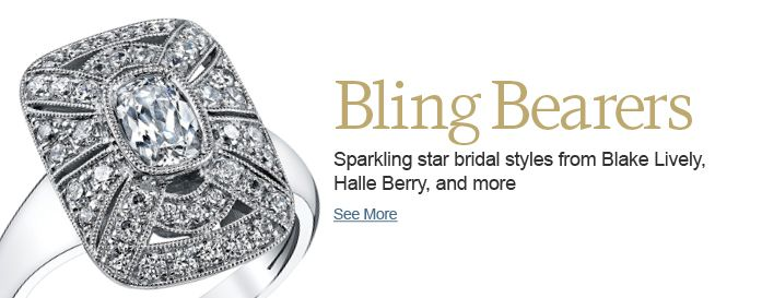 Sparkling star bridal styles from Blake Lively, Halle Berry, and more