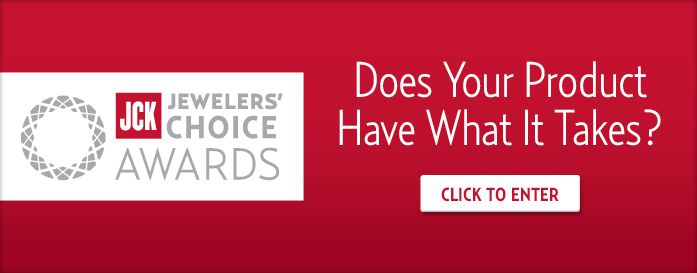 Does your product have what it takes? 2016 Jewelers' Choice Awards