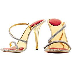 Gold: Borgezie Shoes, Frey Wille Boutiques