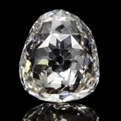 Sotheby's Auctioning Legendary 35 Carat Beau Sancy Diamond