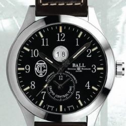 BALL Watch Co. Creates Commemorative Piece to Mark Grand Central Terminal's Centennial