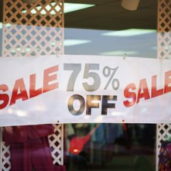Retailers Discounting More Than Ever, Study Finds