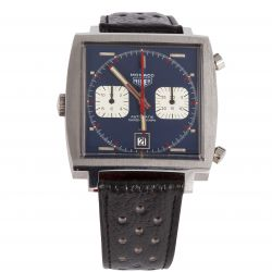 Steve McQueen Watch Fetches $799,500