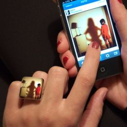 Italian Company Creates Jewelry From Instagram Images