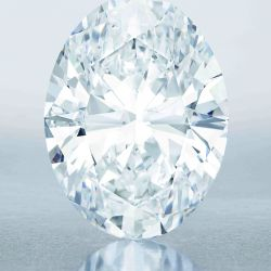 "118 Carat D-Flawless, ""Greatest White Diamond Ever"" on the Block at Sotheby's"