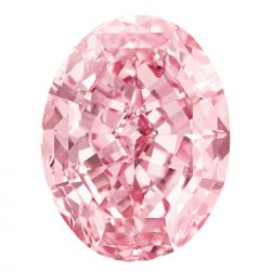 "Sotheby's Selling 59.6 Carat Pink, ""Most Valuable Diamond Ever Auctioned"""