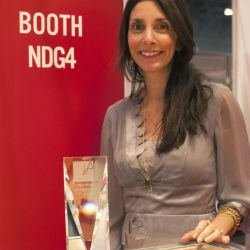 Jocelyn Prestia of Unhada Jewelry Named 2015 JA Mort Abelson New Designer of the