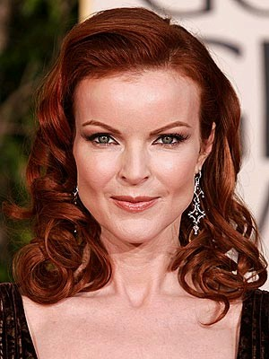 Marcia Cross face shape