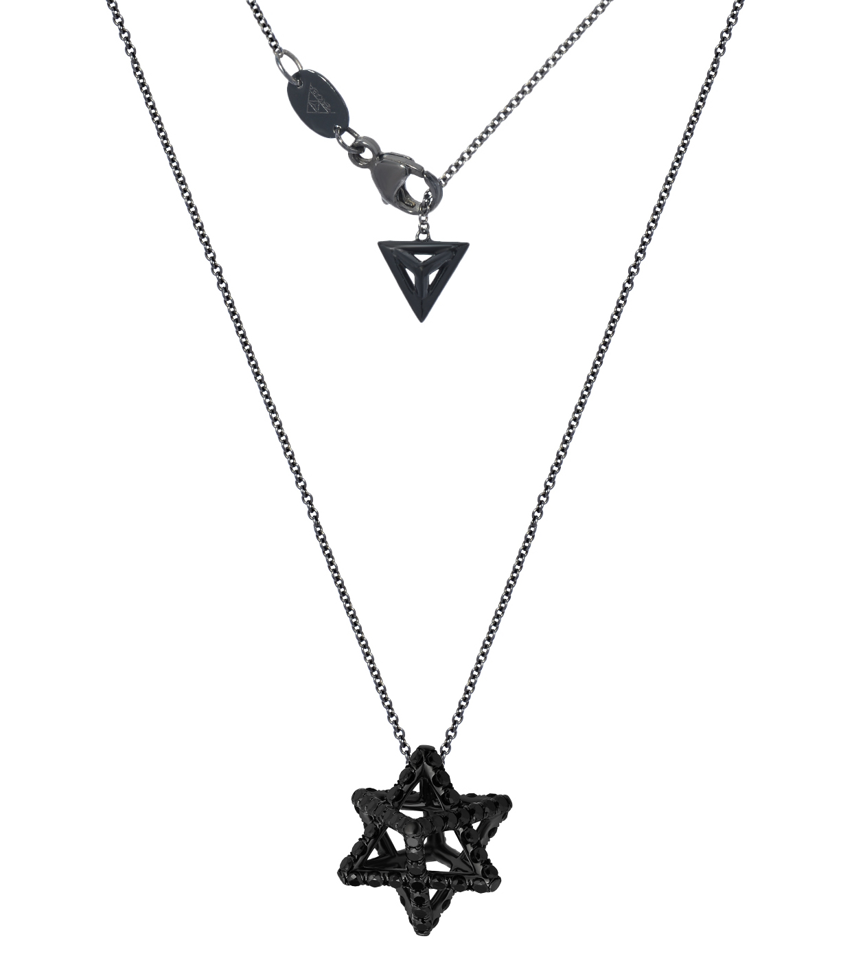Merkaba Light pendant necklace | JCK On Your Market