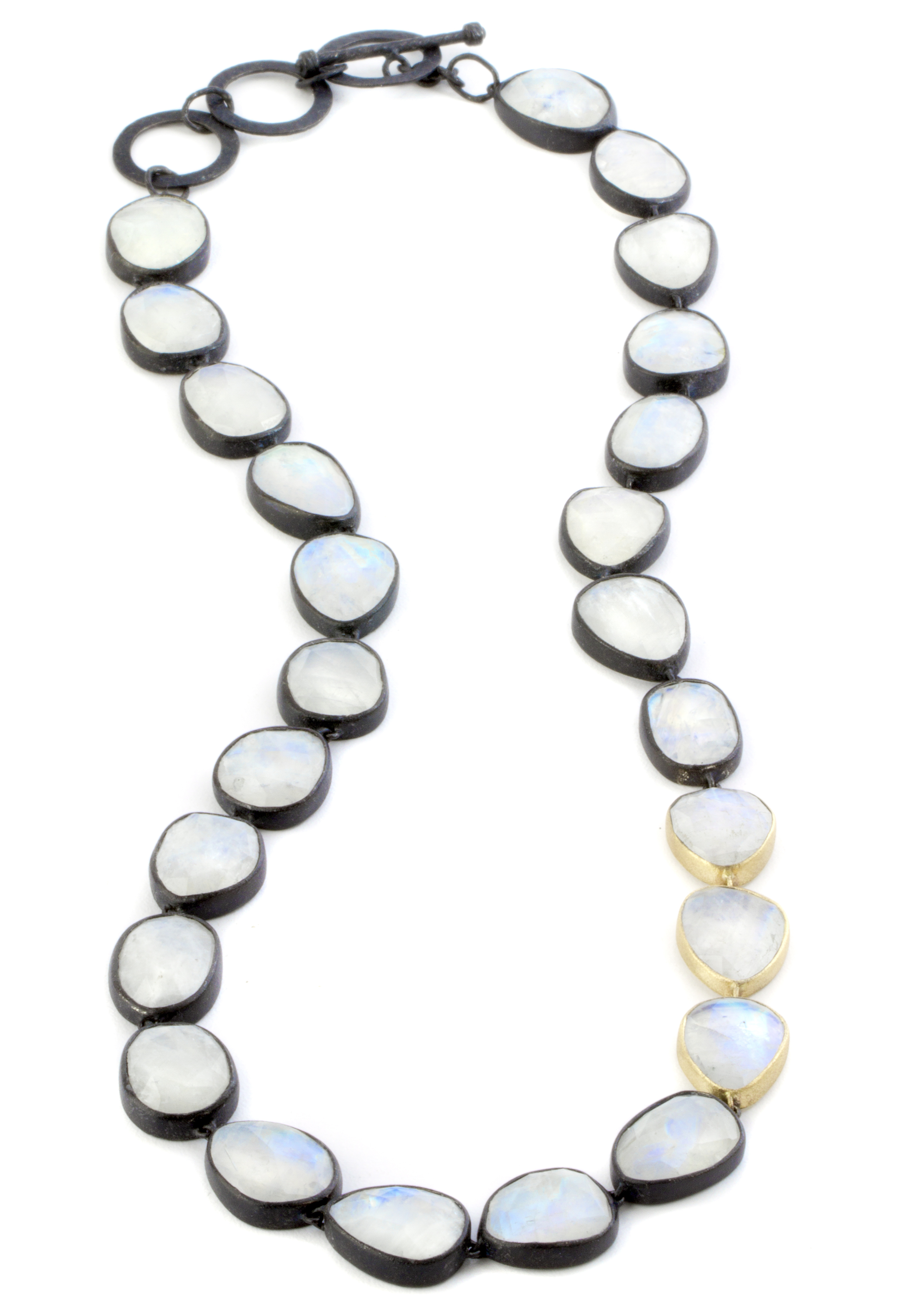 Nina Nguyen Over the Moon necklace | JCK On Your Market