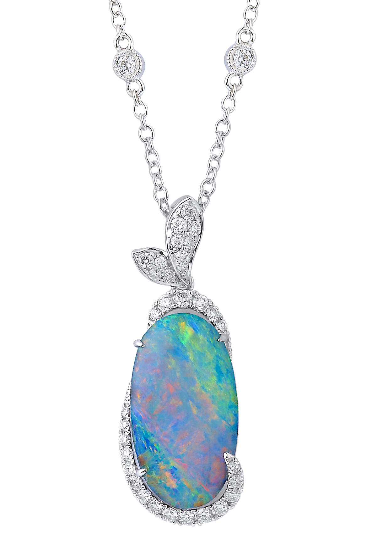 Supreme Jewelry opal pendant | JCK On Your Market