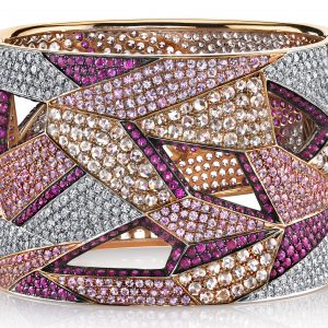Butani sapphire and diamond bracelet | JCK On Your Market