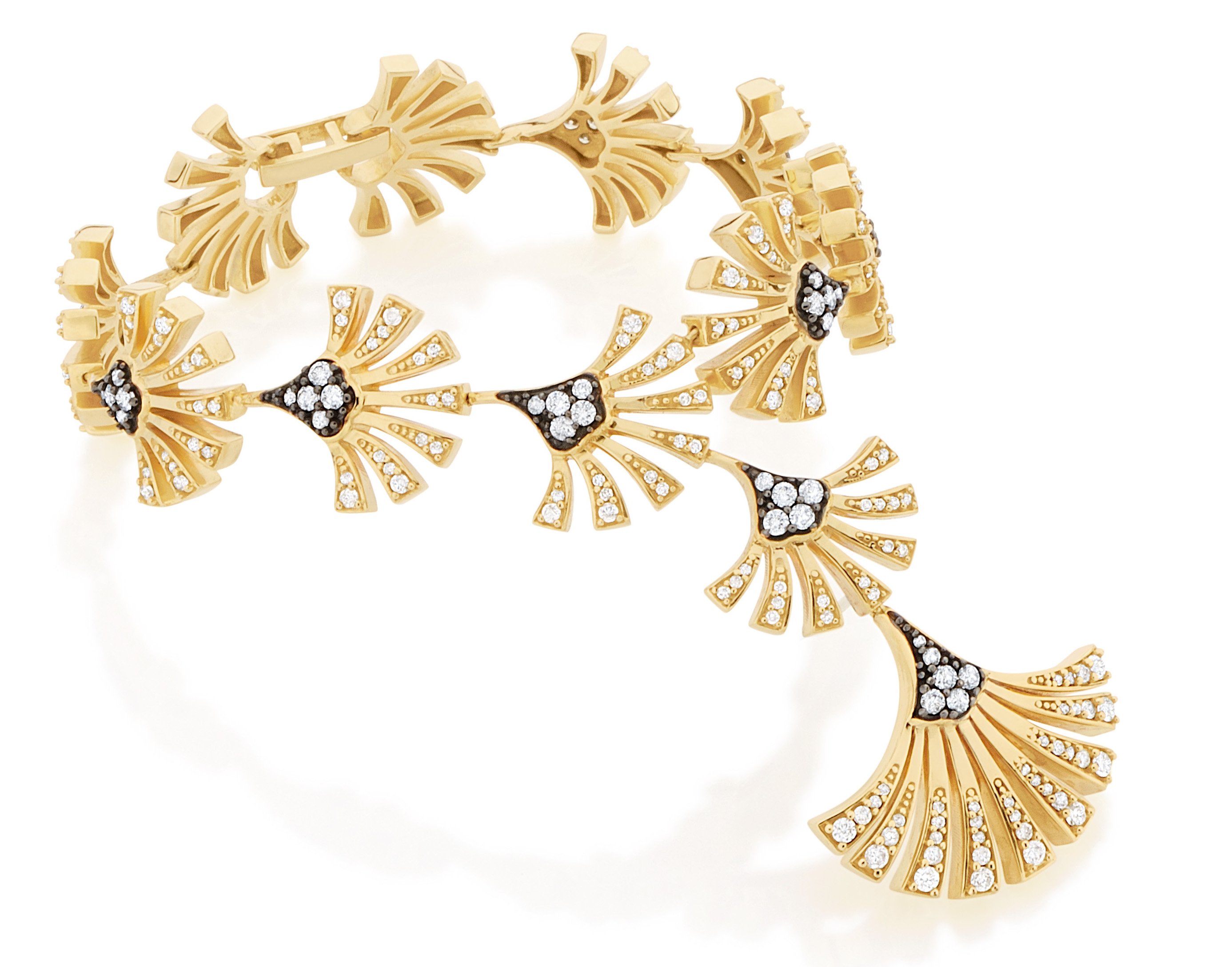 Most definitely a fan of this jewelry trend jck for Latest fashion jewelry trends 2012