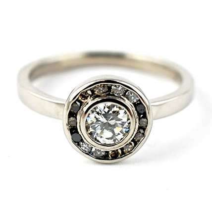 Abby Sparks Molly engagement ring | JCK On Your Market