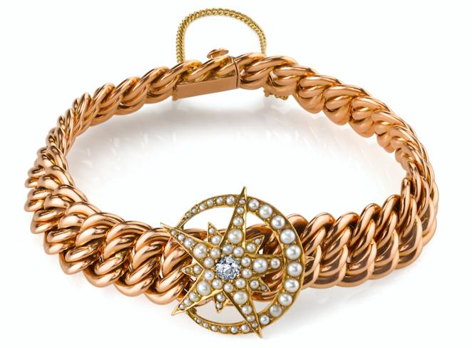 Anabel Higgins Rebecca bracelet | JCK On Your Market