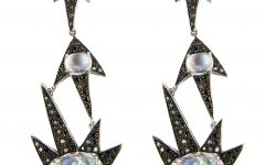 M Spalten Triple Starburst earrings | JCK On Your Market