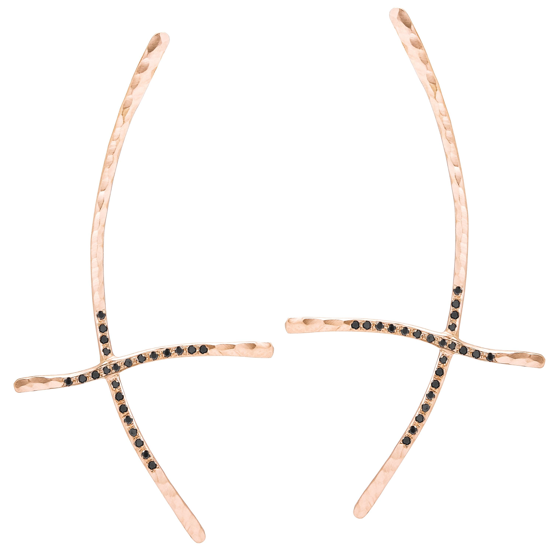 Dana Bronfman diamond Branch earrings | JCK On Your Market