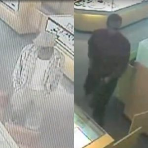 JSA robbery suspects