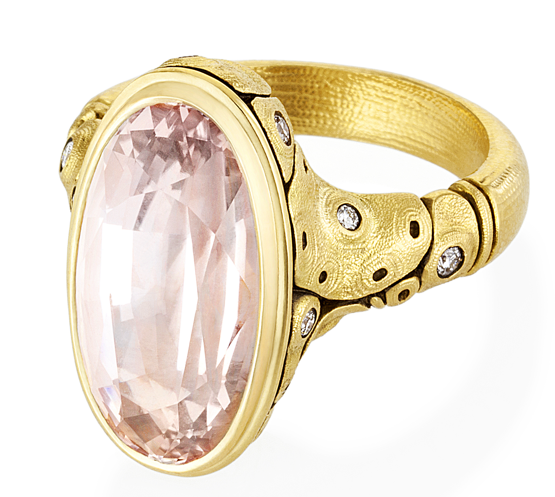 Alex Sepkus Lake Garda ring | JCK On Your Market