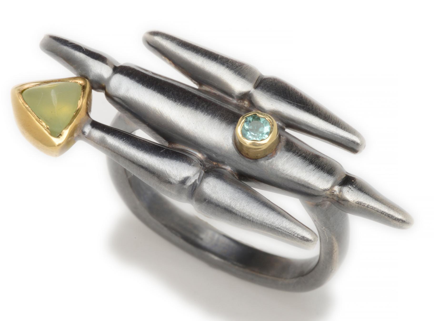 Alison Antelman Metro ring | JCK On Your Market