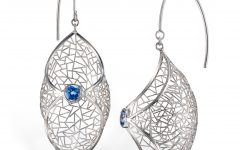 BQ Jewelry sapphire earrings #BRITTSPICK | JCK On Your Market