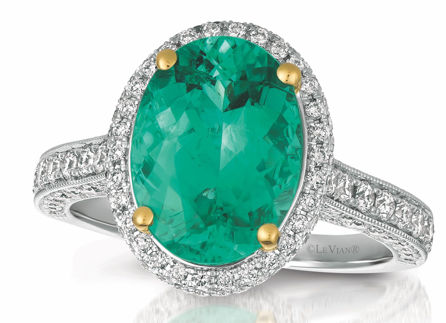Forecast Fabulous Le Vian S 2018 Jewelry Trend