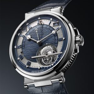 Breguet Marine Equation Marchante 5887 watch