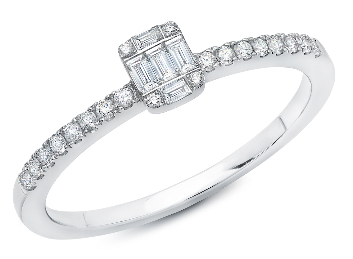 Graziela diamond Ascension ring   JCK On Your Market