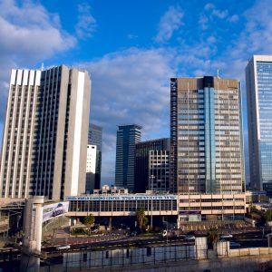 Israel Diamond Exchange building