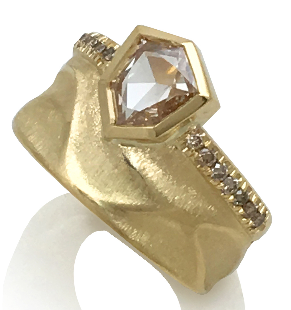 K. Mita Crown ring | JCK On Your Market