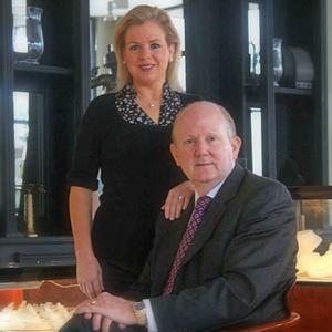 Lisa and RH Bobby Lackner