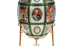 Fabergé 15th Anniversary Easter Egg