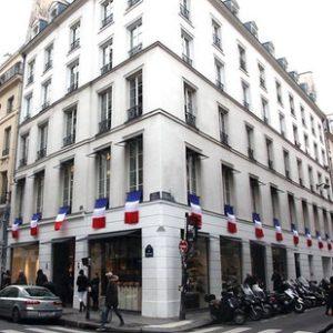Colette store exterior