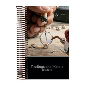 Stuller Findings and Metals 2018-2019 Catalog