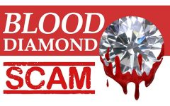 Blood Diamond Scam graphic