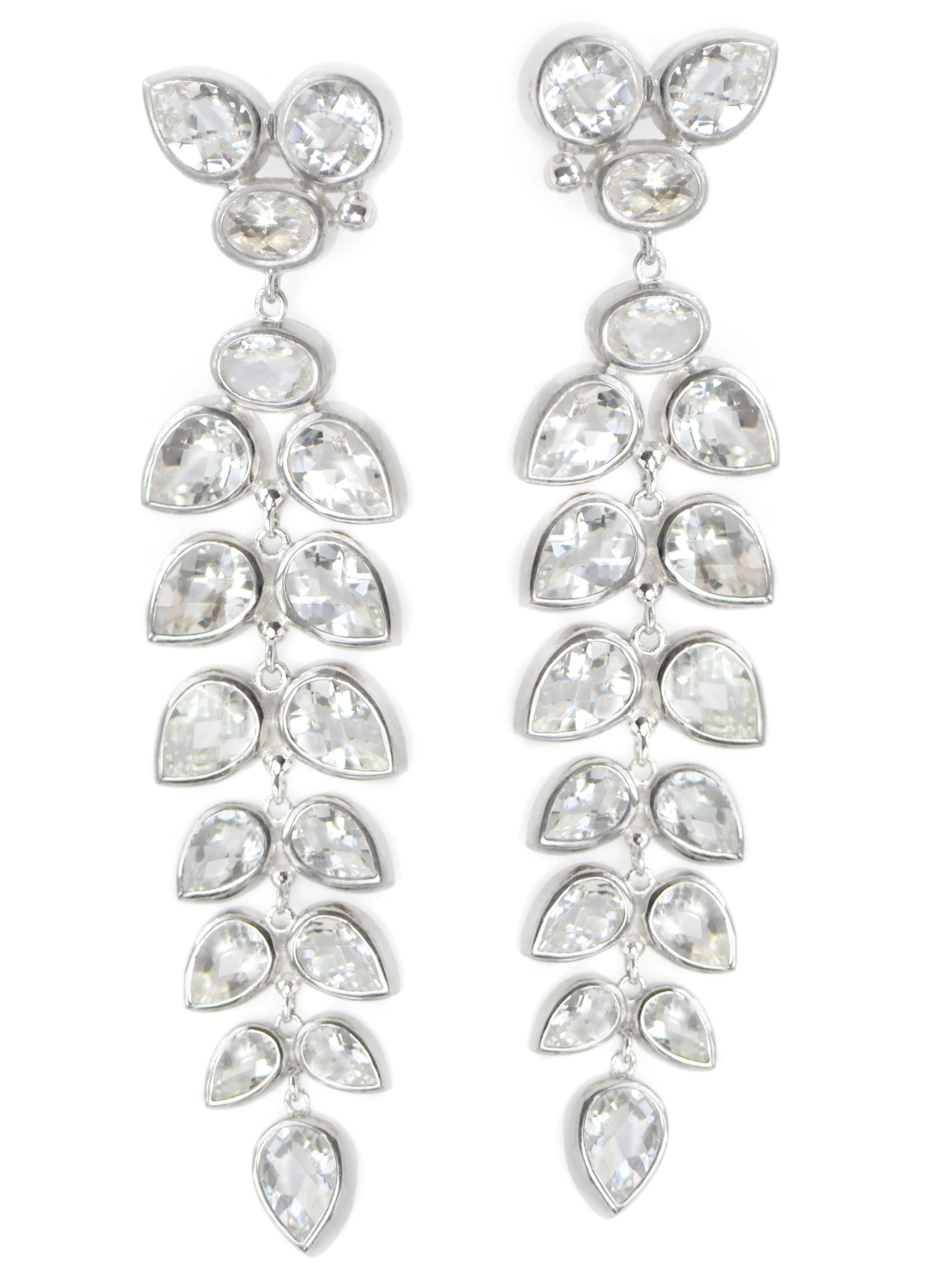 Anzie Jewelry Bouquet leaf earrings | JCK On Your Market