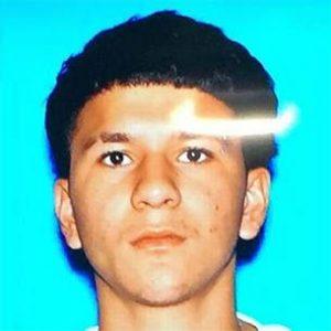Suspect Angel Morelos