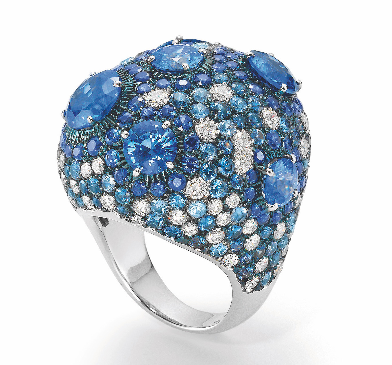 Roberto Coin Haute Couture ring