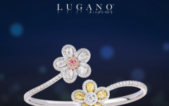 Lugano Diamonds Bangle