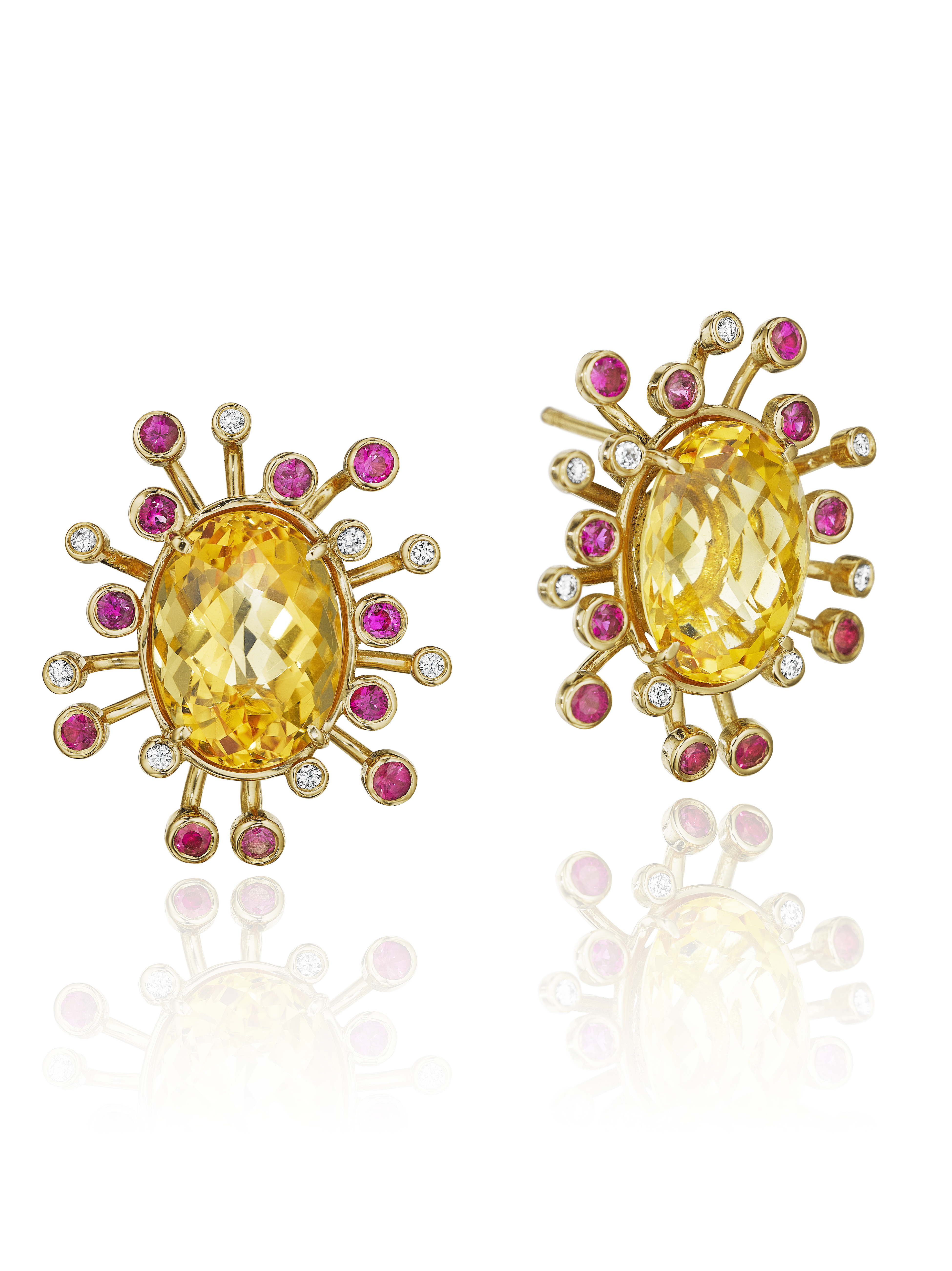 Pure Life Collection earrings