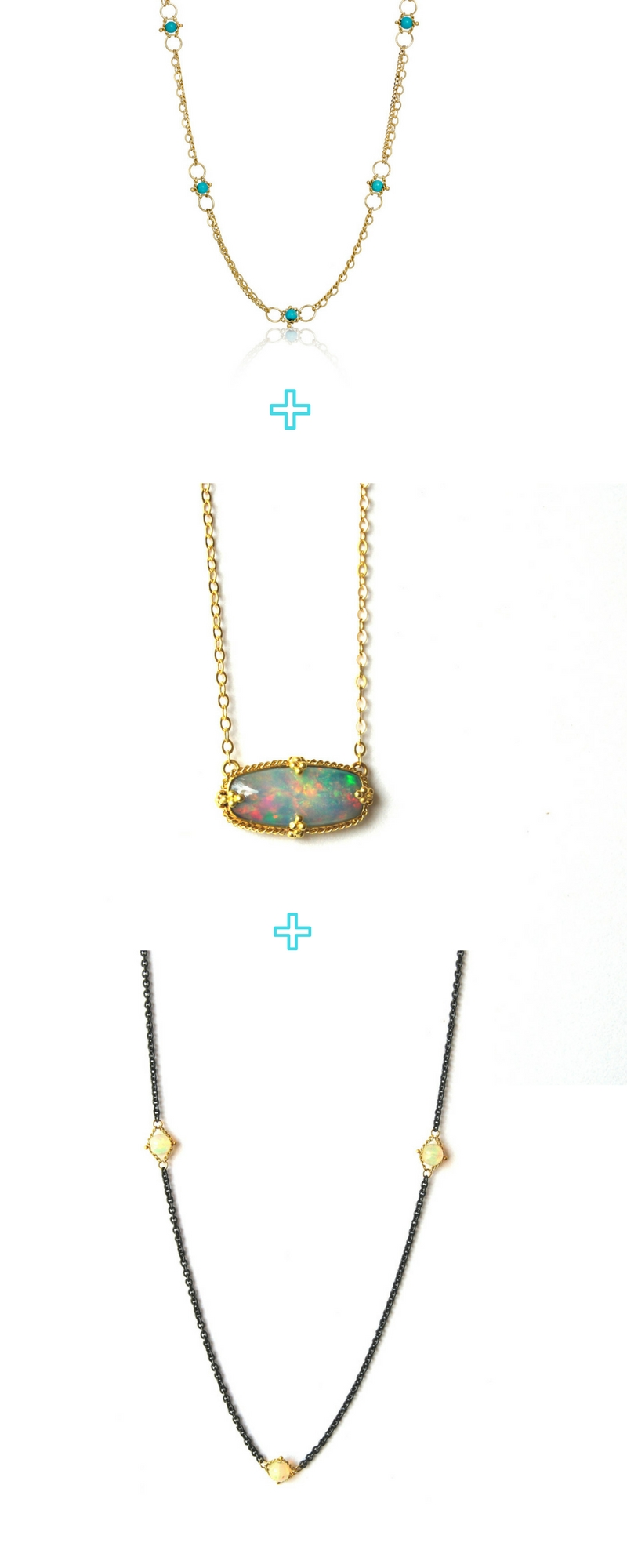 Melissa Quick necklaces