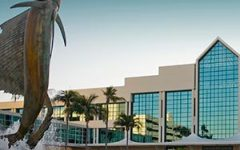 Ft Lauderdale Convention Center exterior
